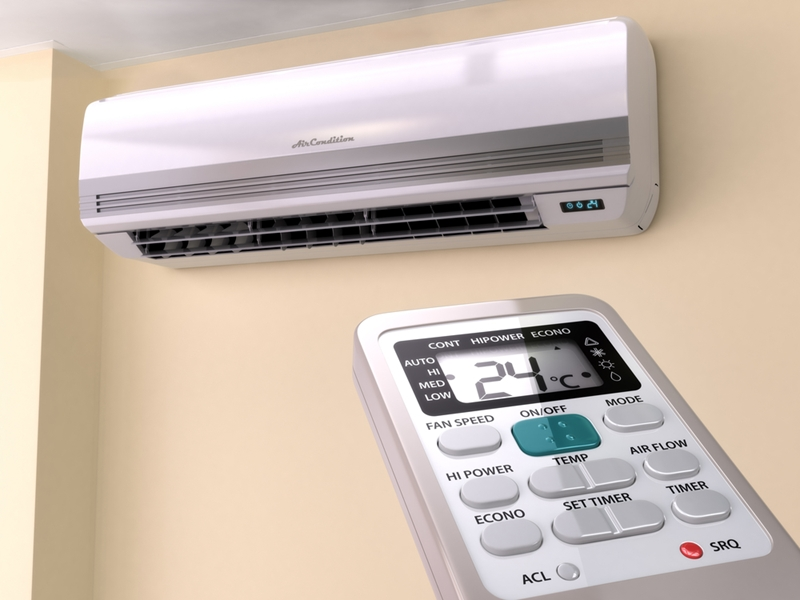 How is air-con the solution to rental yield problems?