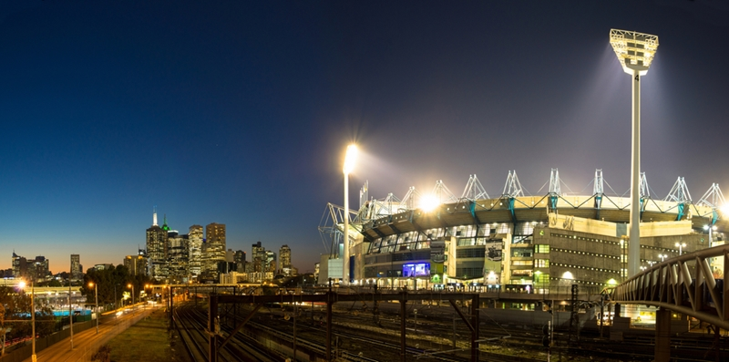 Did the big game at the MCG stop your investment property search?