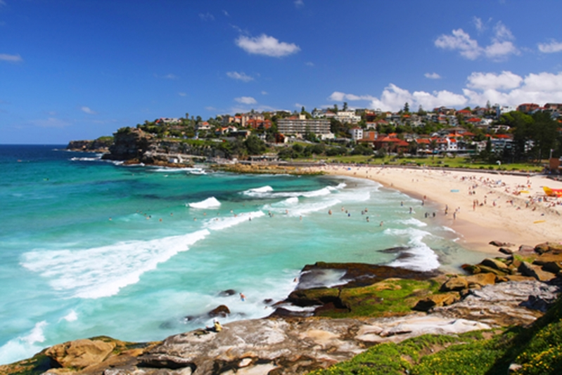 How is the Bondi market different from Bellevue Hill?