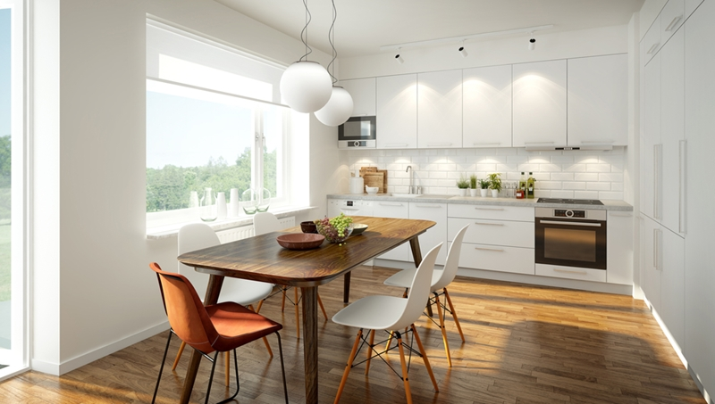 You have to do right by your kitchen when renovating.