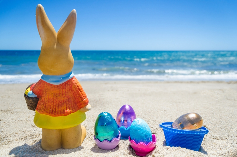 The Easter holidays might have caused the break in Sydney's property growth.